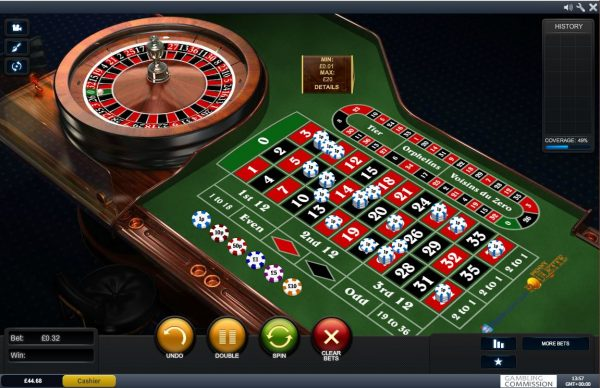 Boylesports roulette world series of poker circuit 2016
