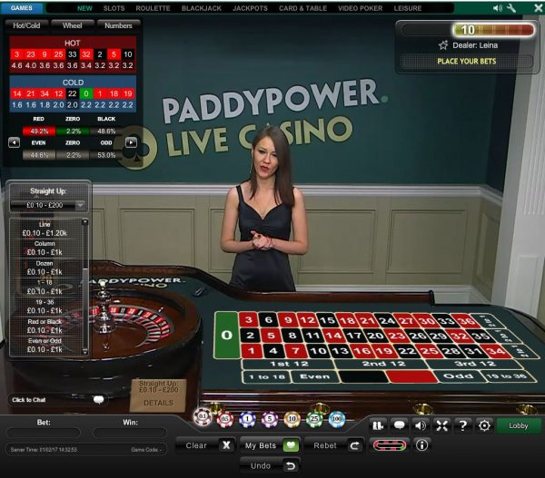Paddy power live casino bet 5 get 5 gametwist casino app